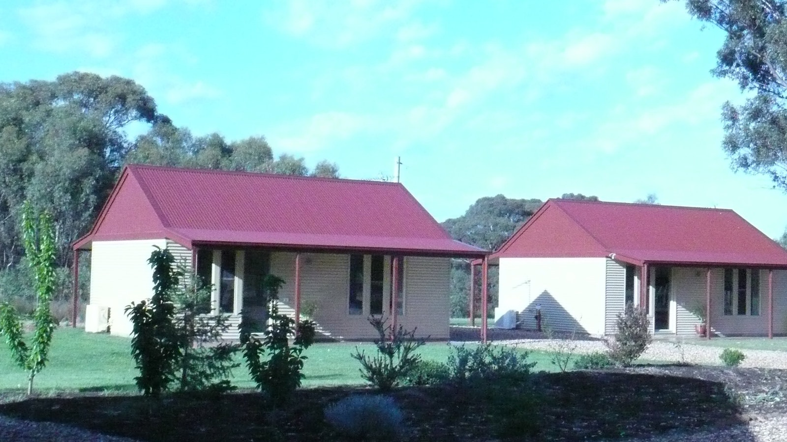 Cottages at Sandhurst Ridge