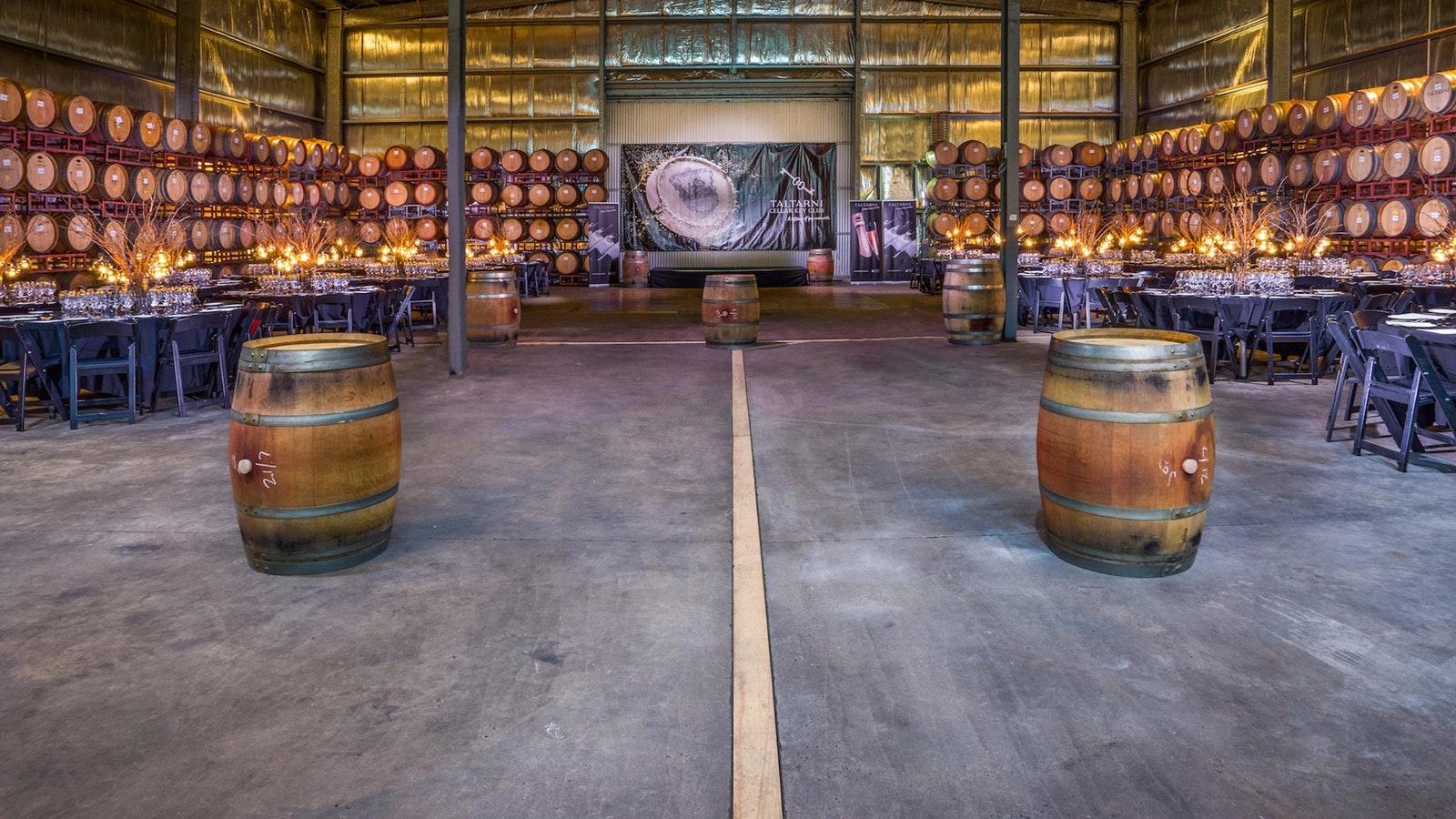 The Barrel Room - VIP Wine Club Event