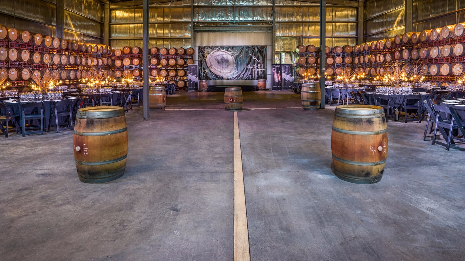 The Barrel Room - VIP Wine Club Event