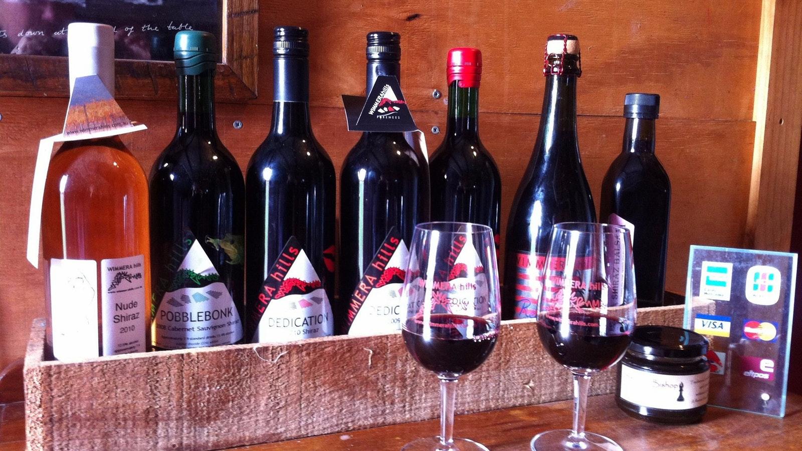Wimmera Hills Winery