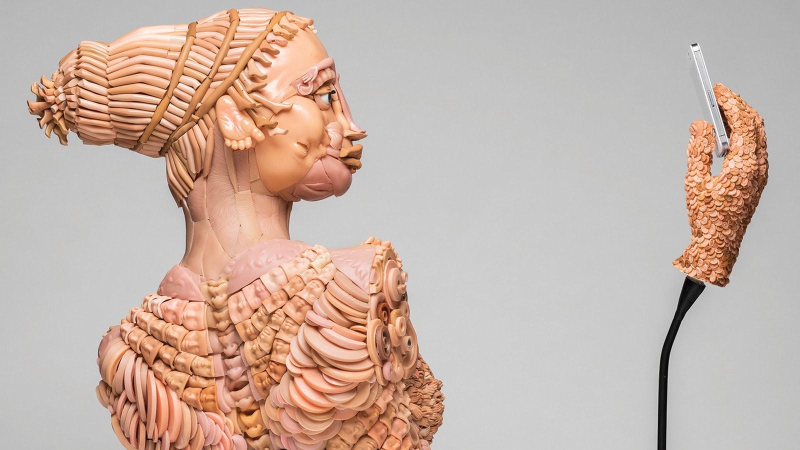Freya Jobbins, Cassiopeia (detail)