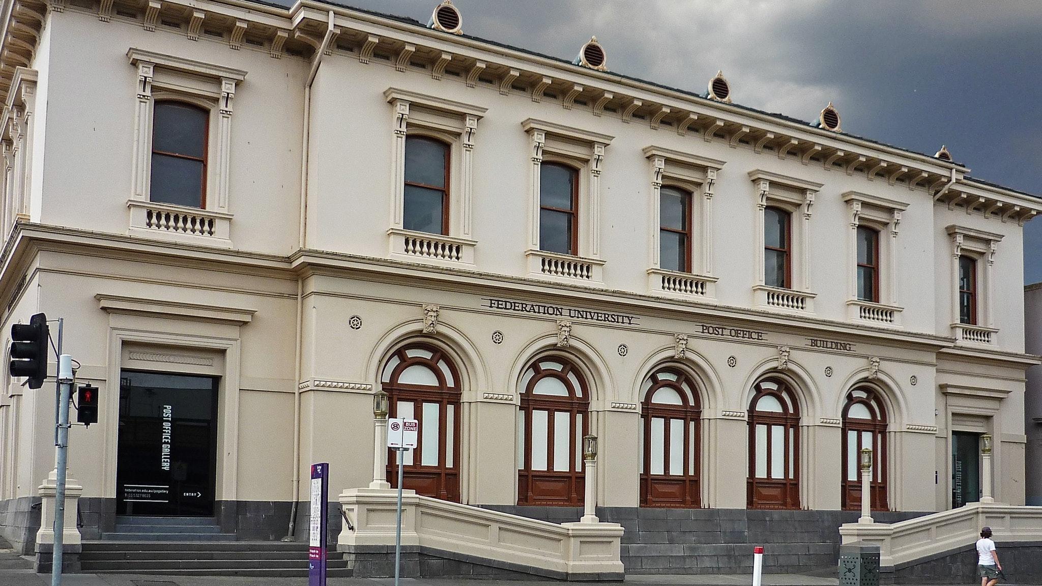 Post Office Gallery, Sturt St, Ballarat