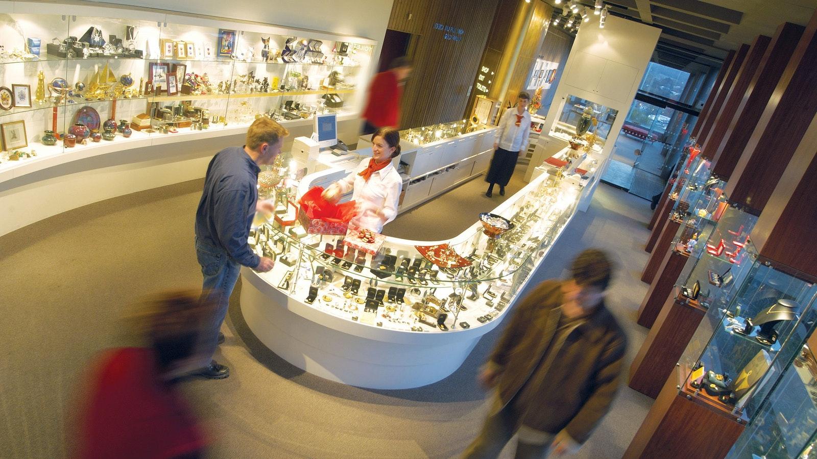 Gold Museum Shop