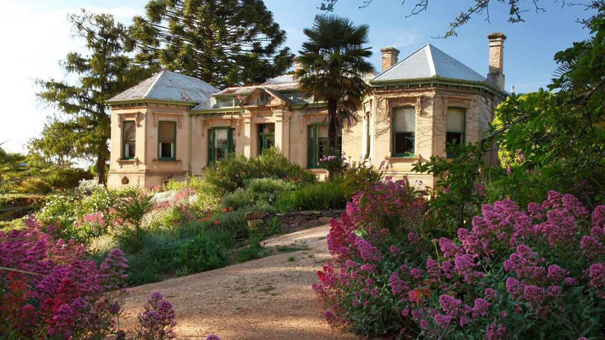 Buda Historic Home And Garden Attraction Goldfields