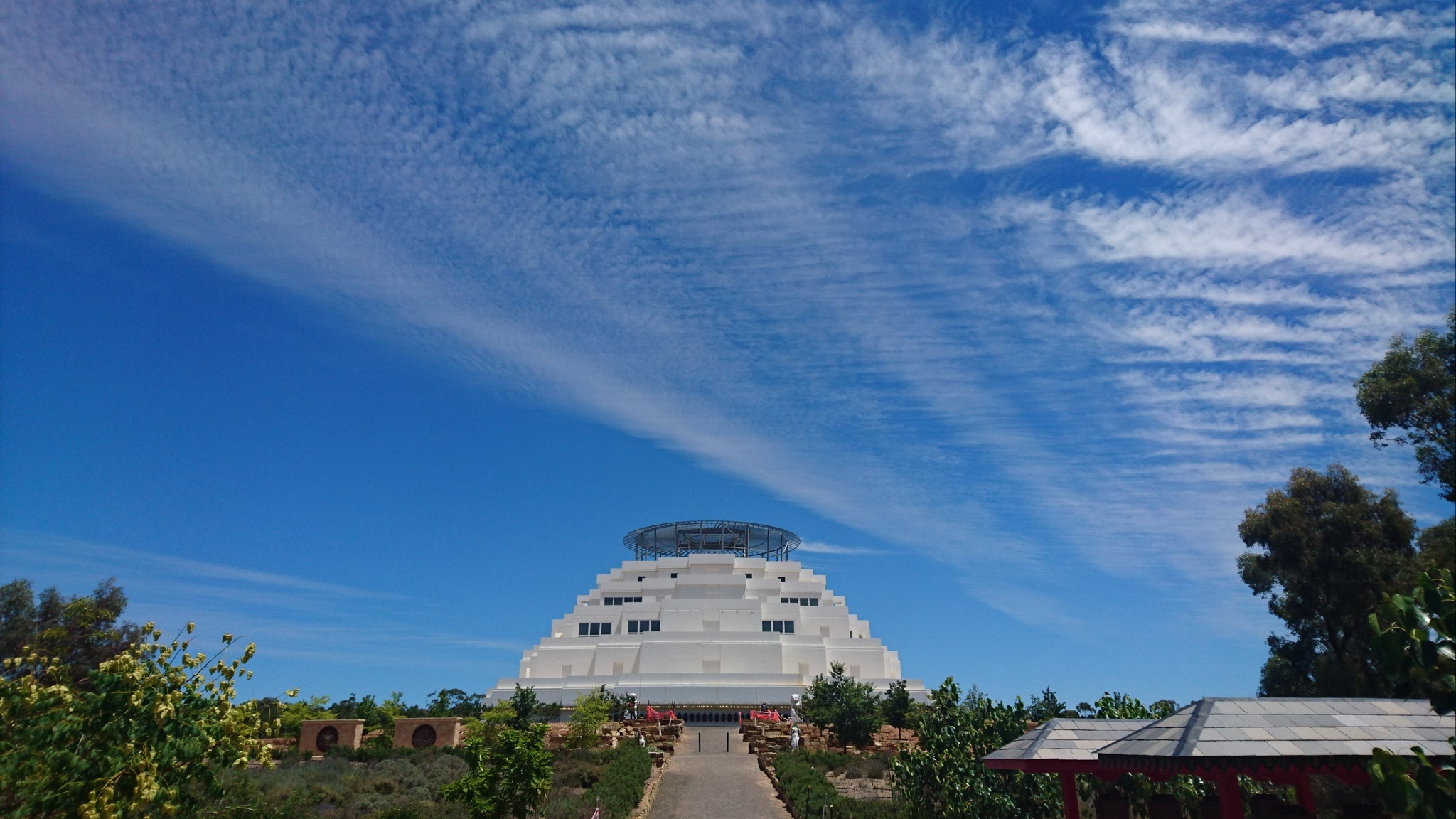 Great Stupa of Universal Compassion