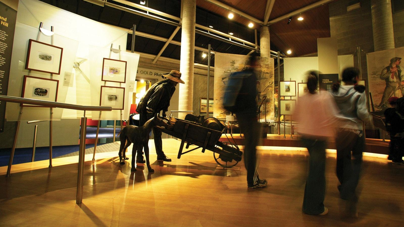 Gold Museum Exhibition