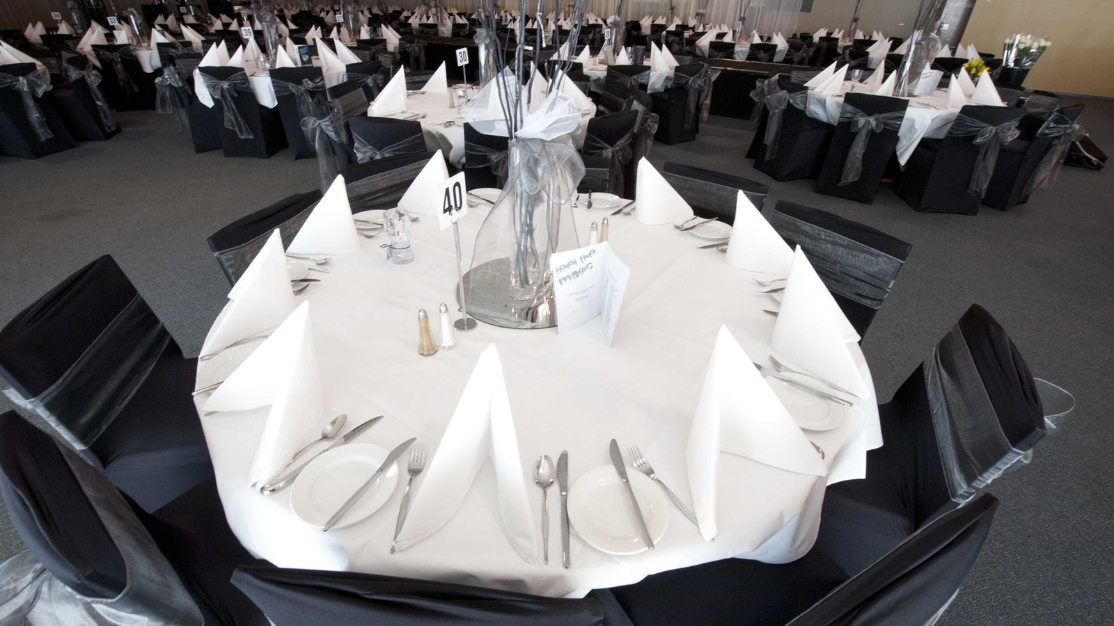 Formal Function Dining