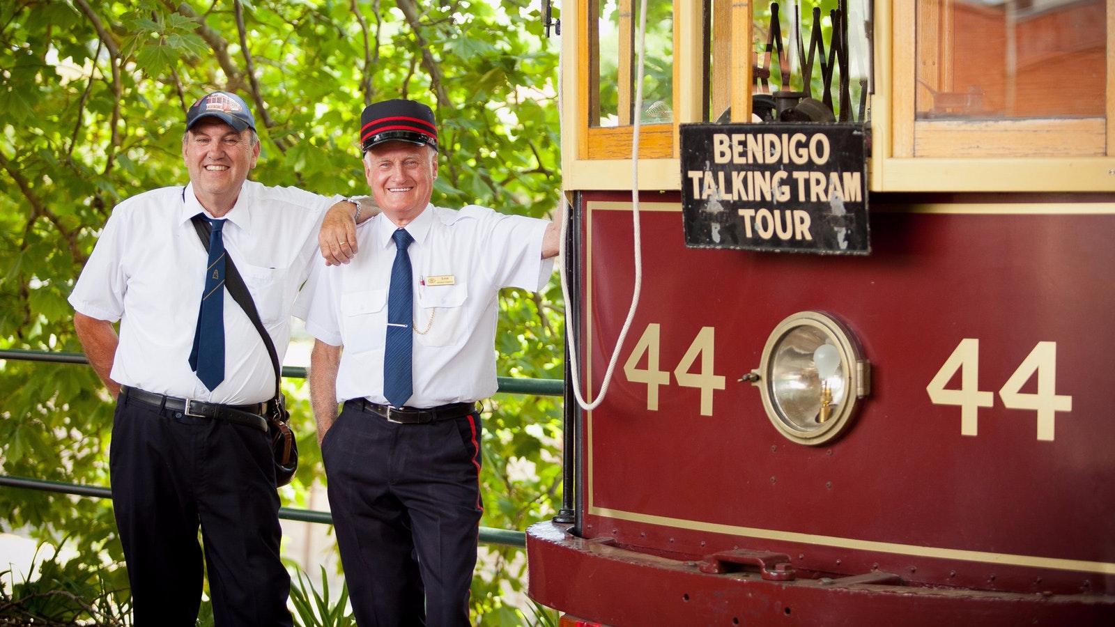 Bendigo Tramways - Tram No. 44