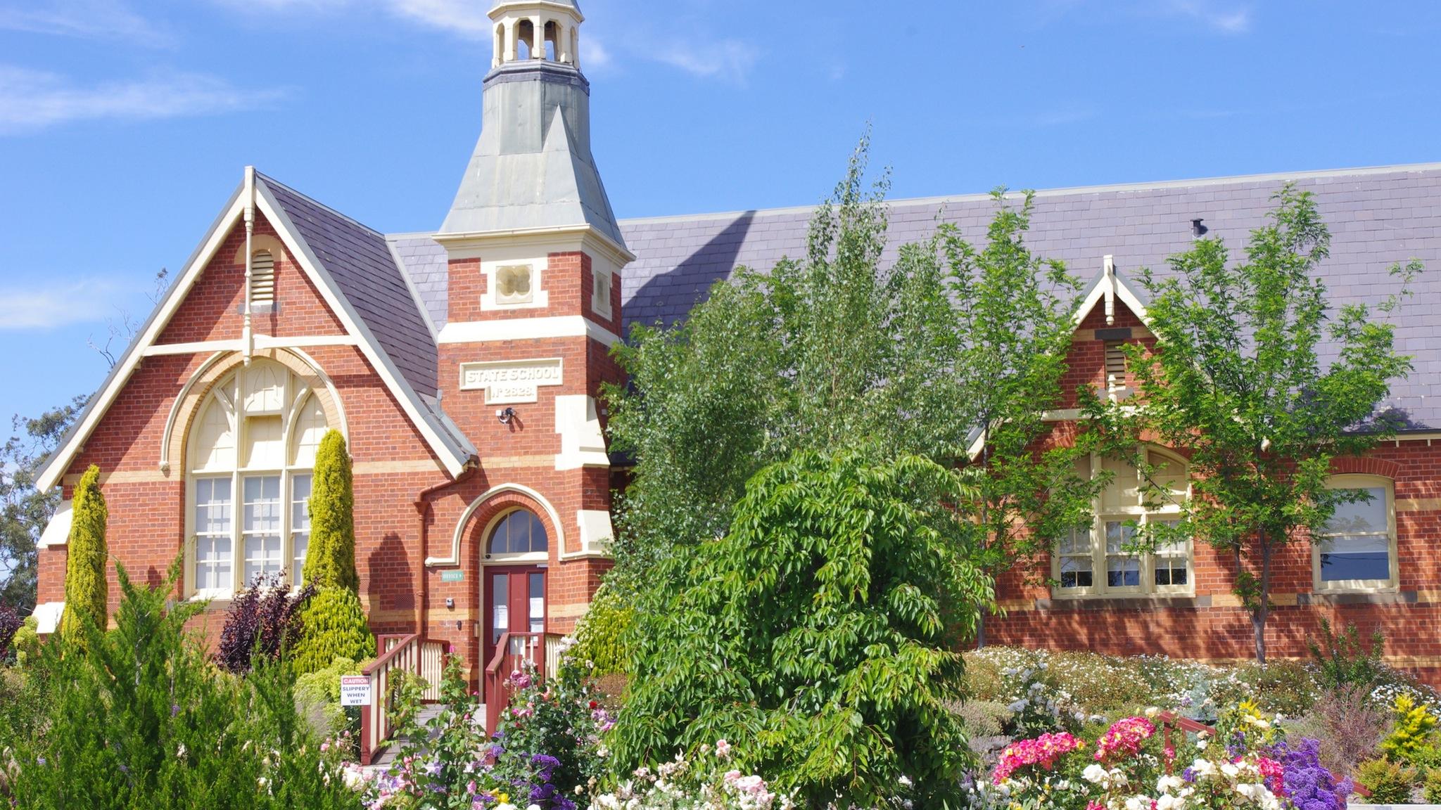 Maryborough School House
