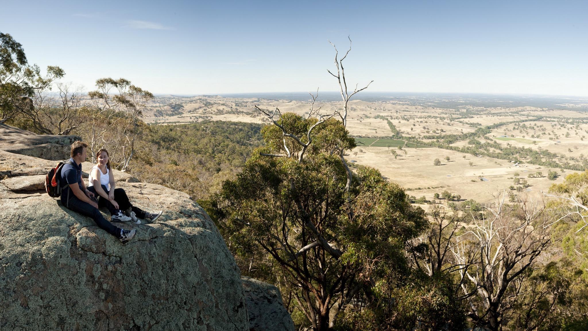 Mount Alexander Regional Park