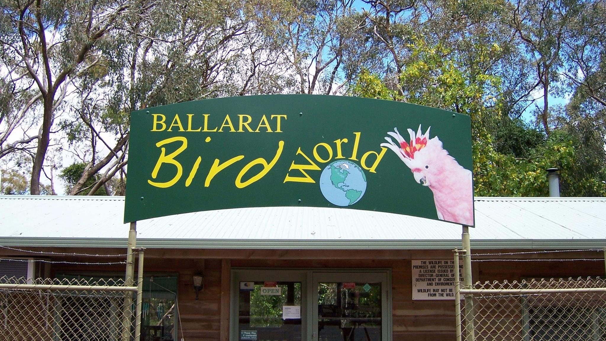 Ballarat Bird World