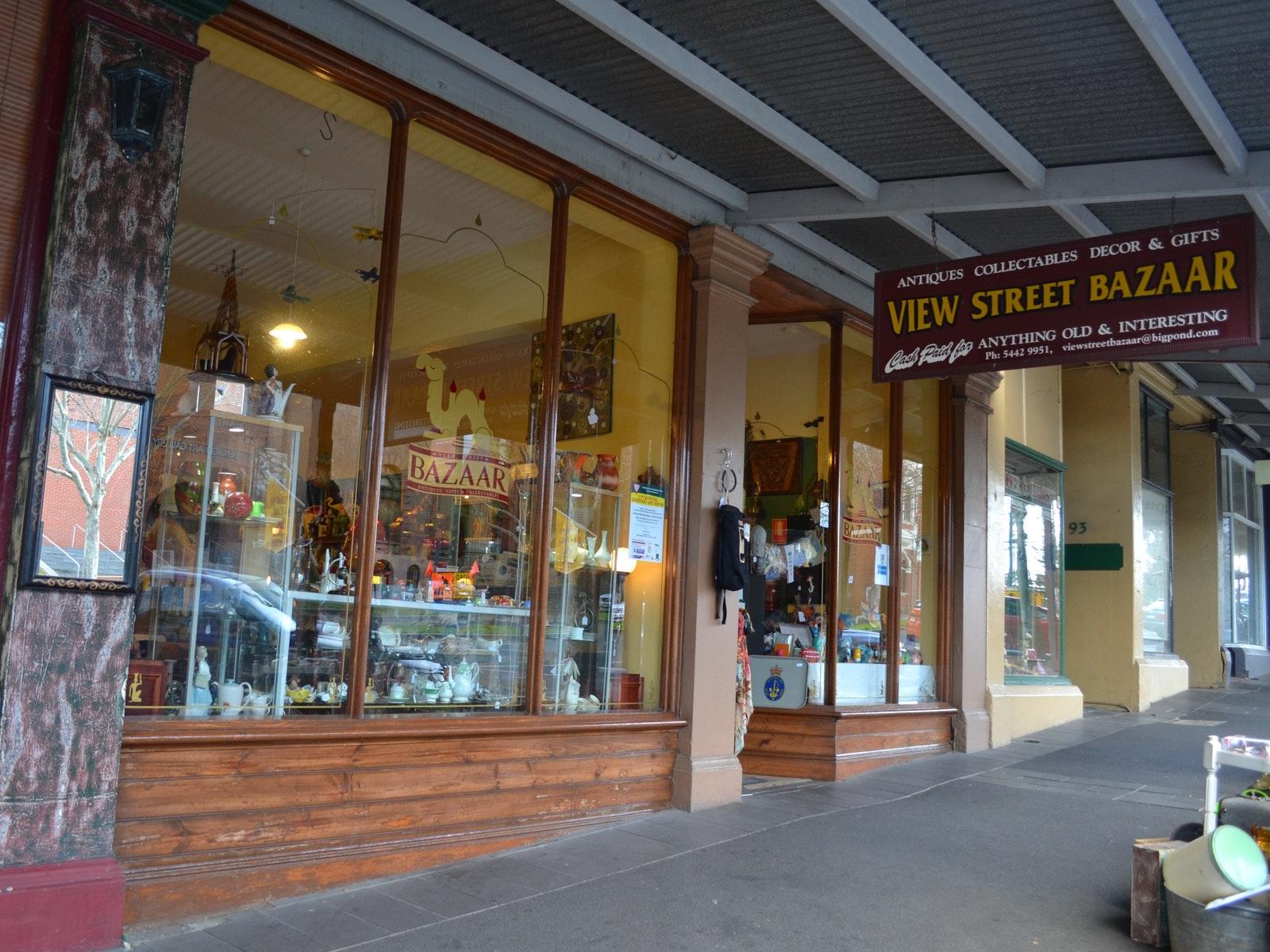 View Street Bazaar