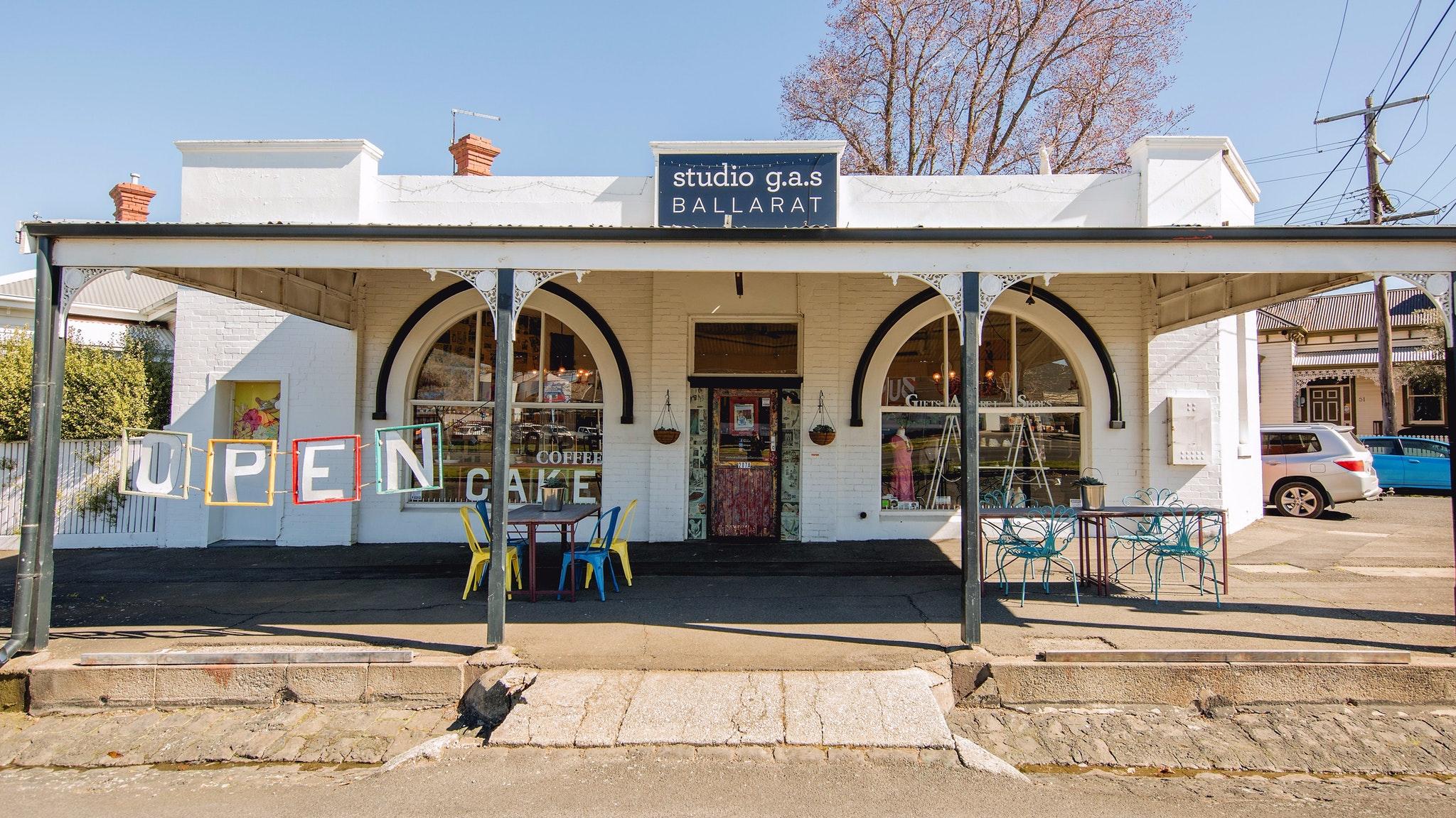 Studio gas Ballarat