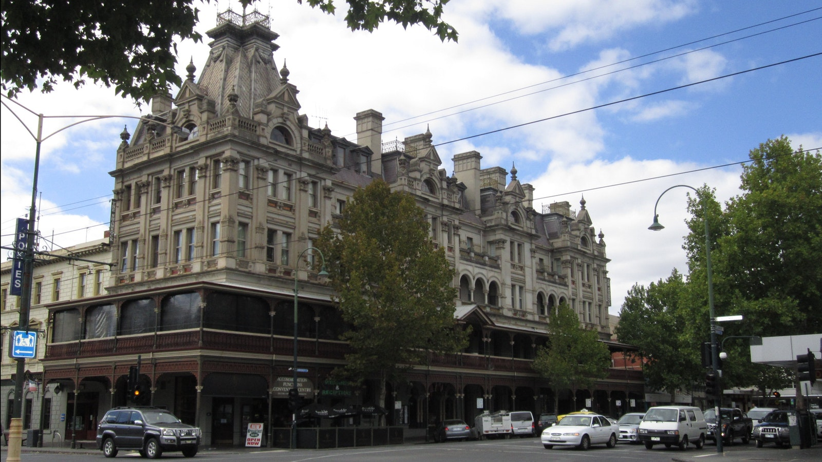 Shamrock Hotel, Bendigo - Goldfields