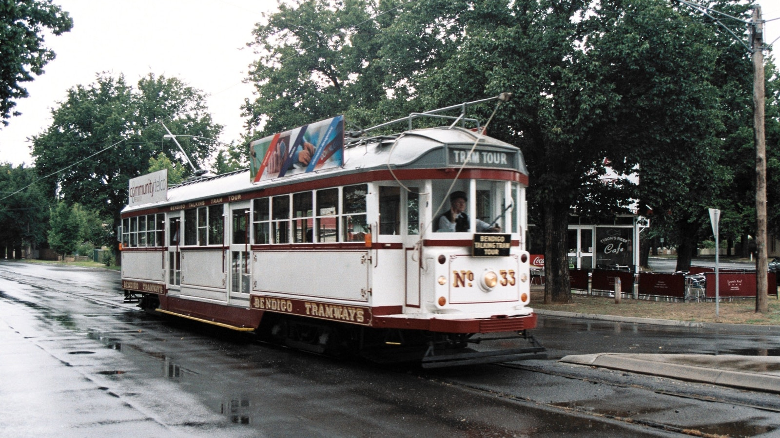 Bendigo Tram Bendigo - Goldfields