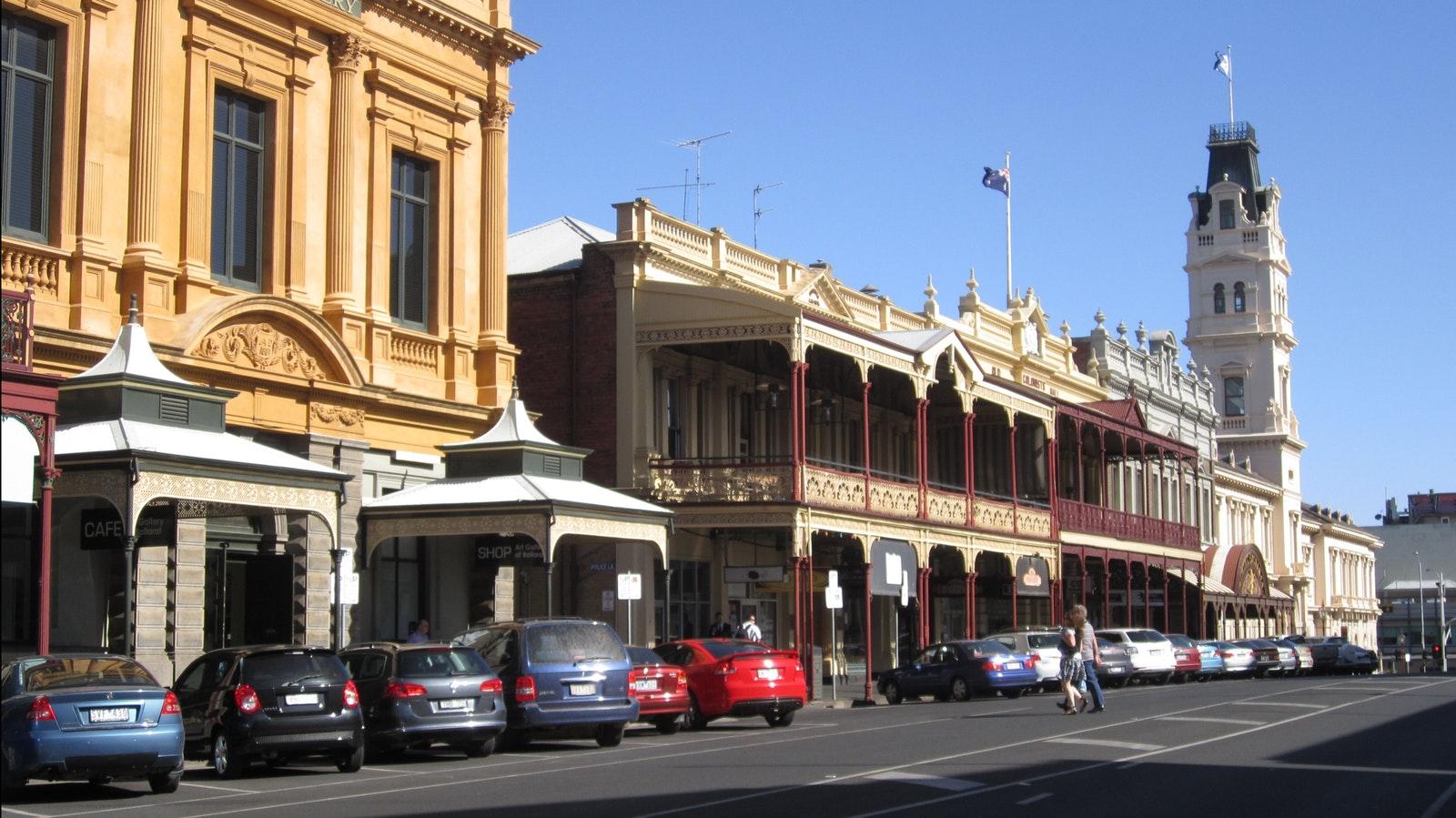 Fine Art Gallery, BALLARAT - Goldfields