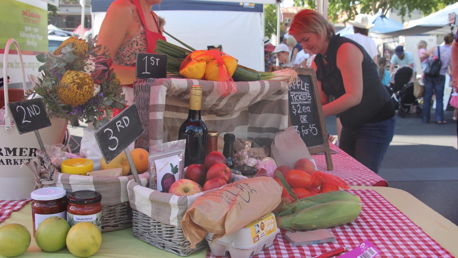 Bendigo Farmers Market