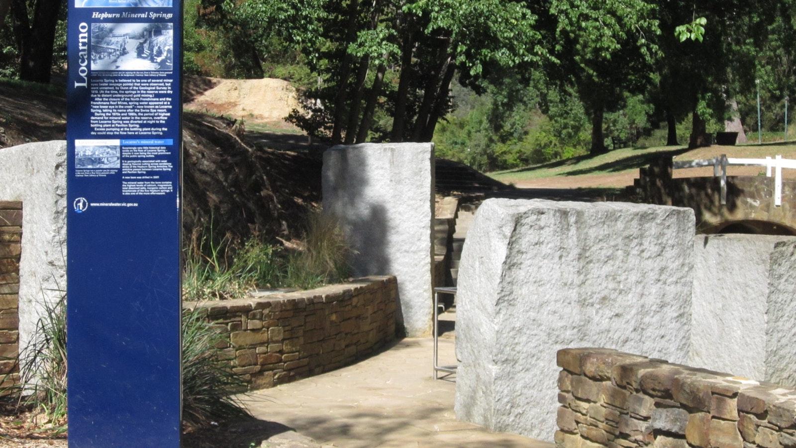 Mineral Springs at Hepburn Springs