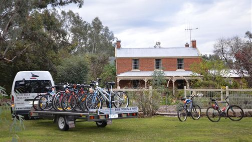 Goldfields Bike & Bus Tours