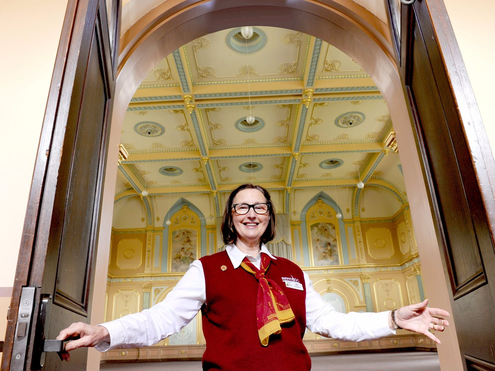 Bendigo Town Hall Tours