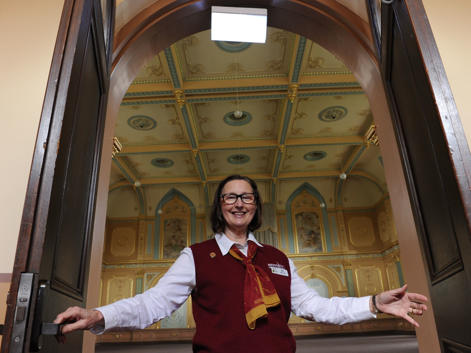Bendigo Town Hall Tour