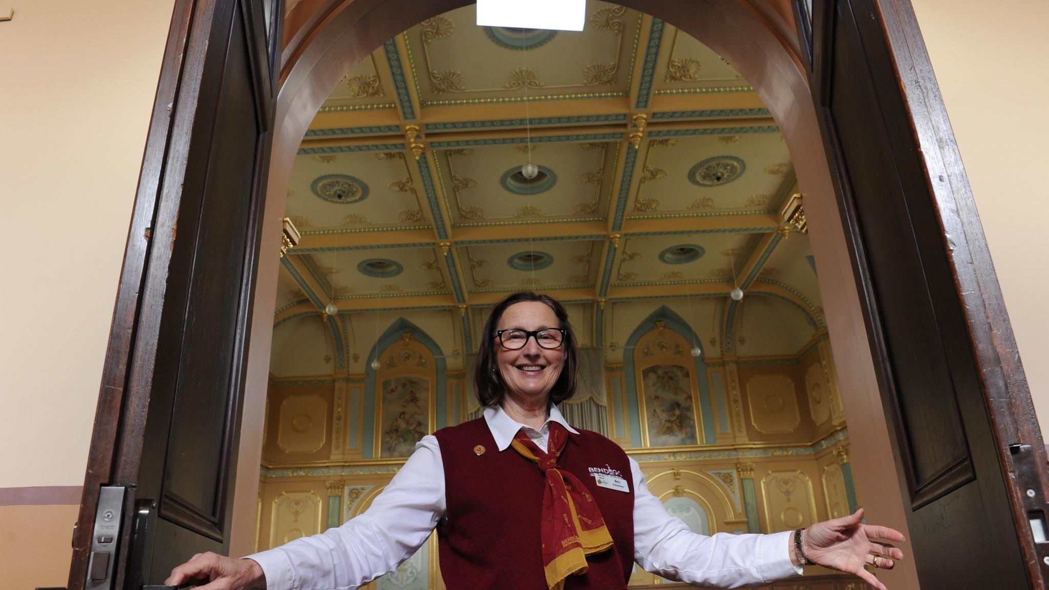 Bendigo Town Hall Tour