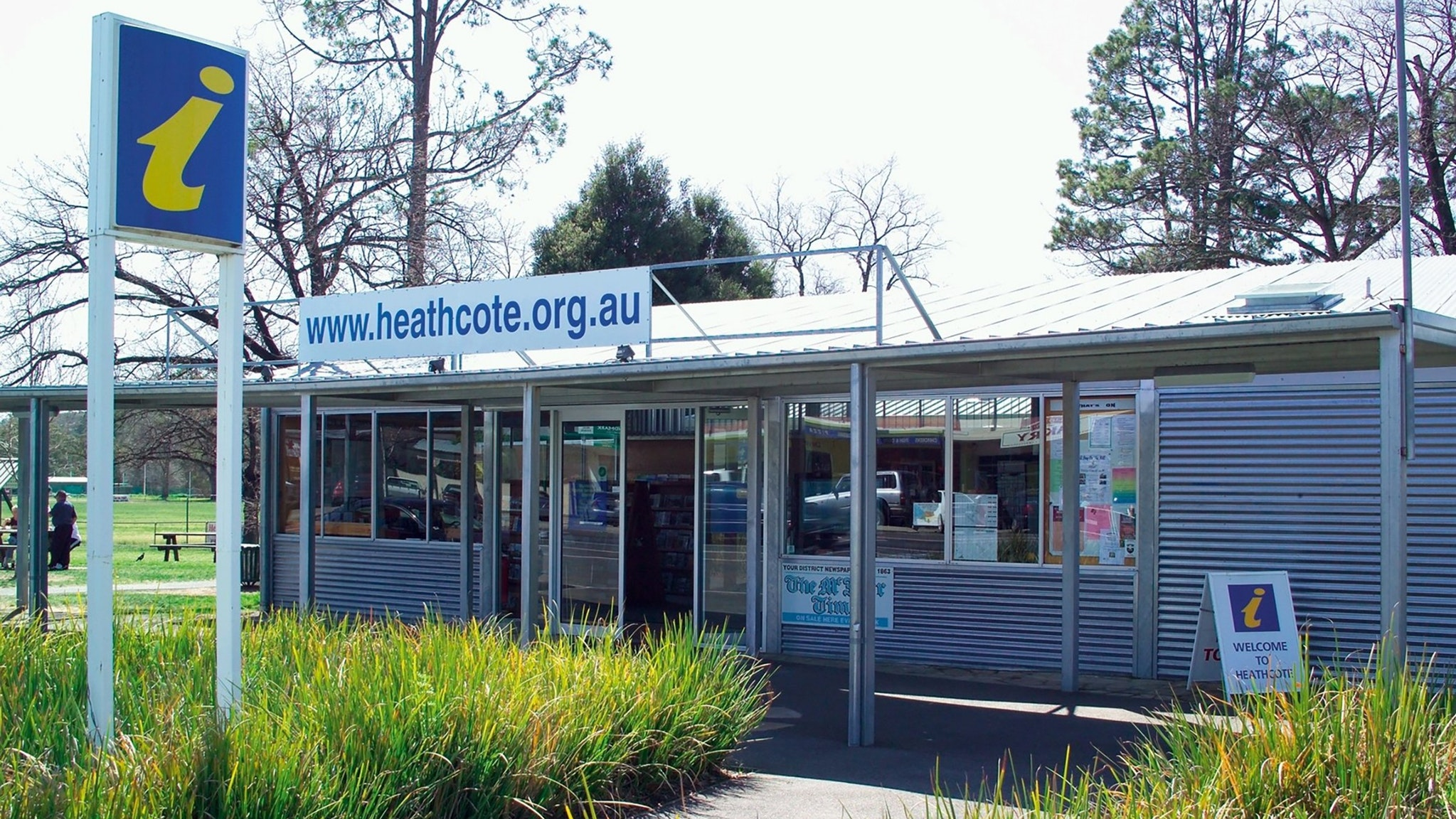 Heathcote Visitor Centre