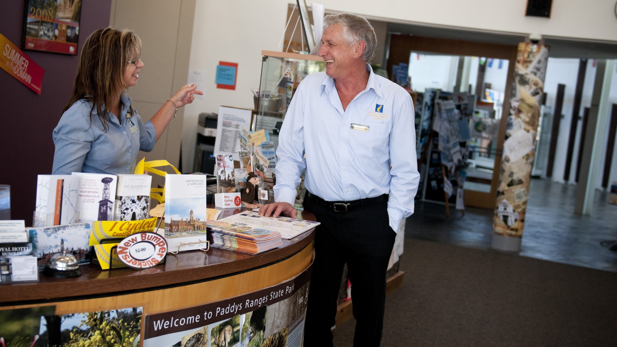 Central Goldfields Visitor Information Centre