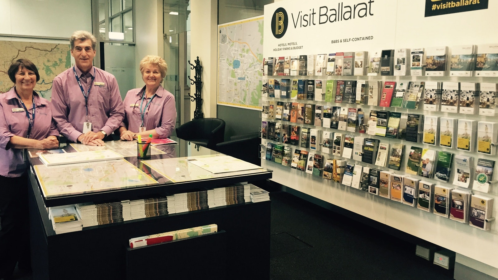 Ballarat Visitor Information Centre