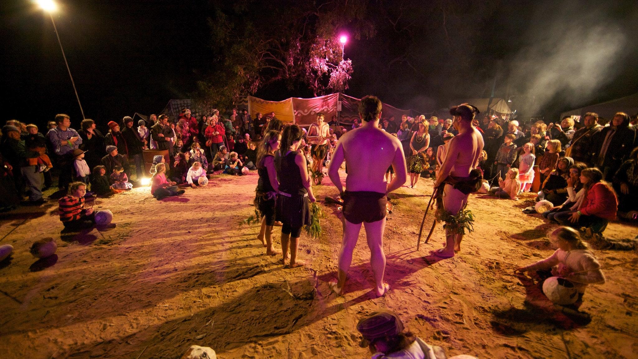 Lake Bolac Eel Festival