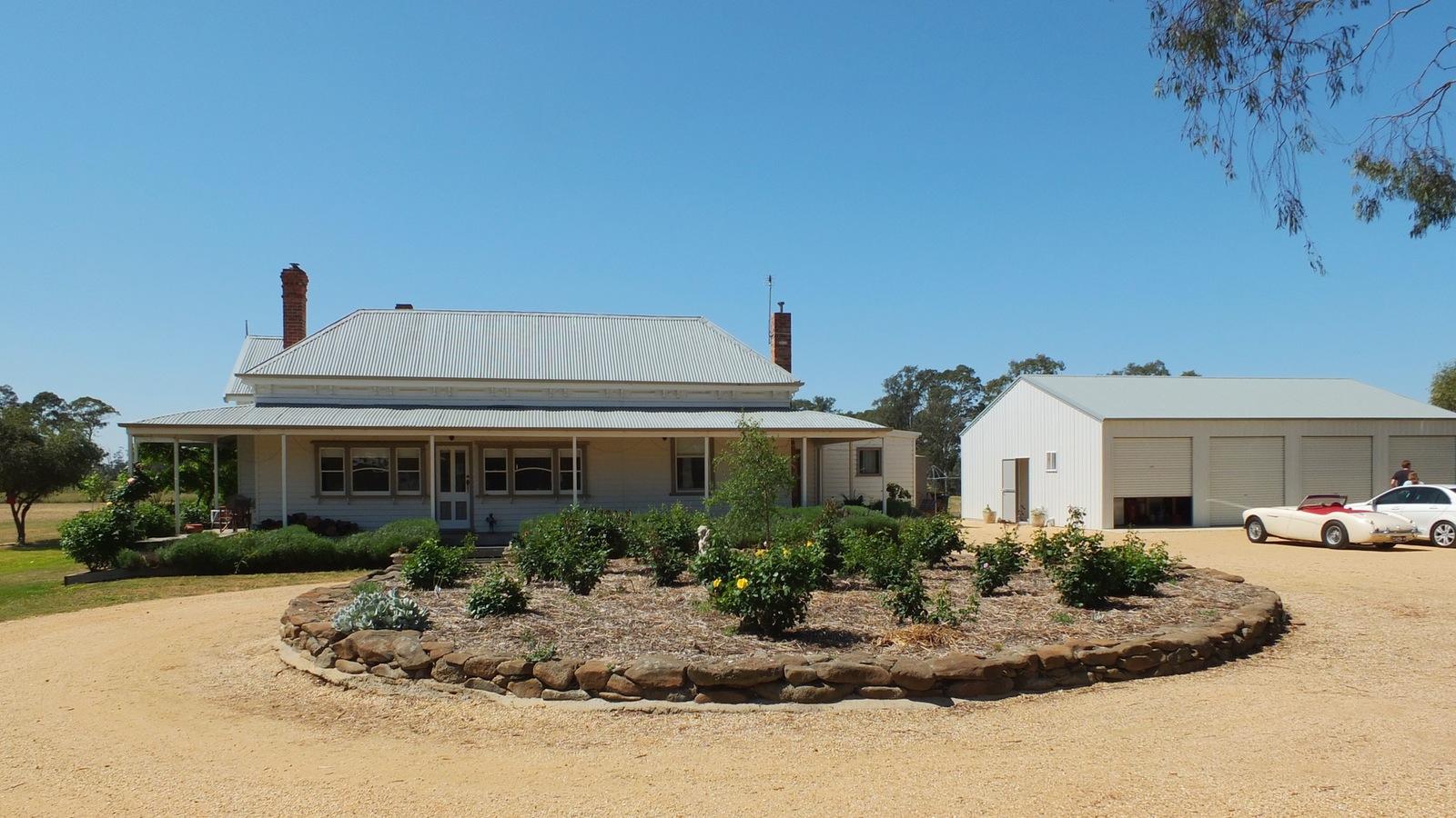 Main house - Hedon Farm