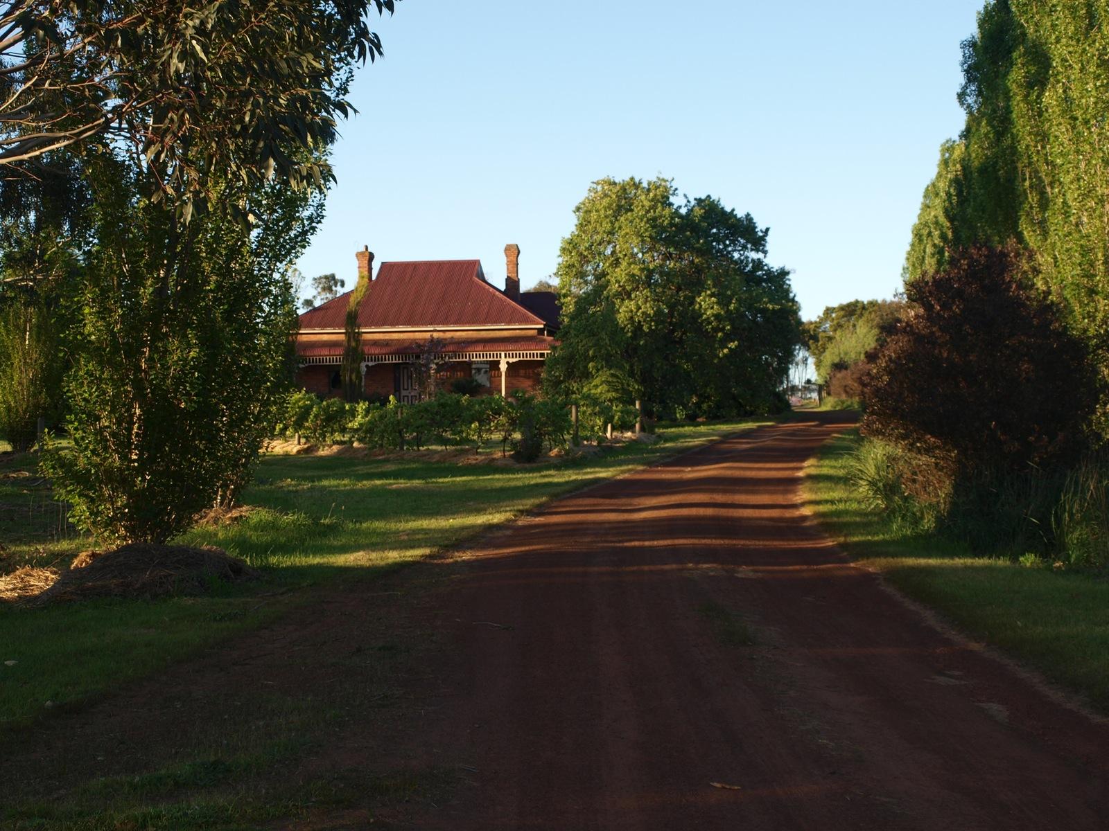 Pierrepoint entrance