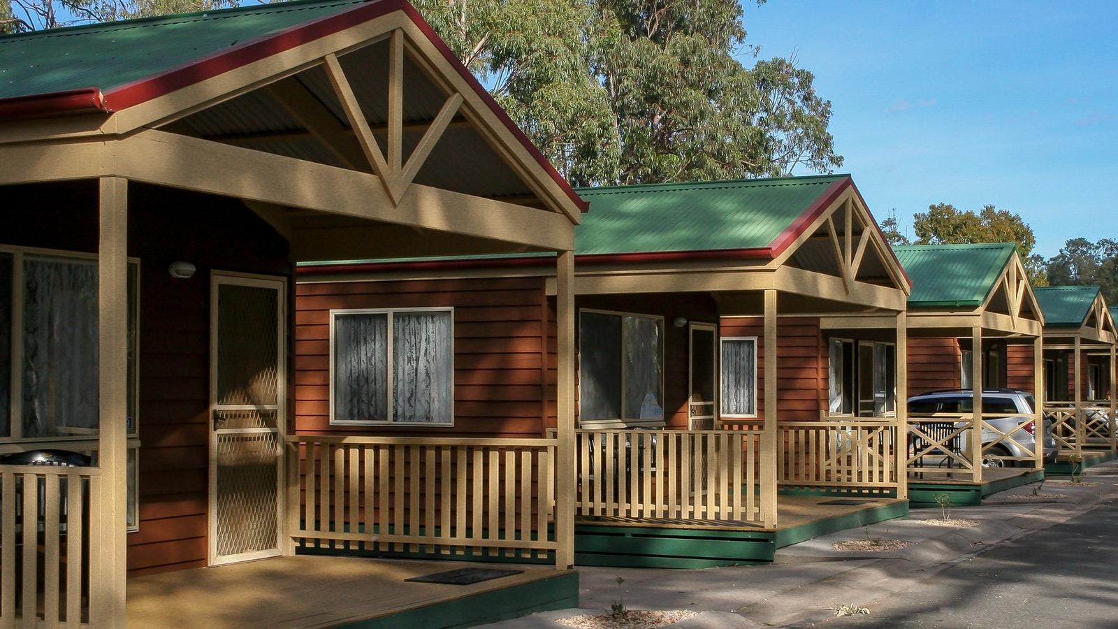 Grampians View cabins