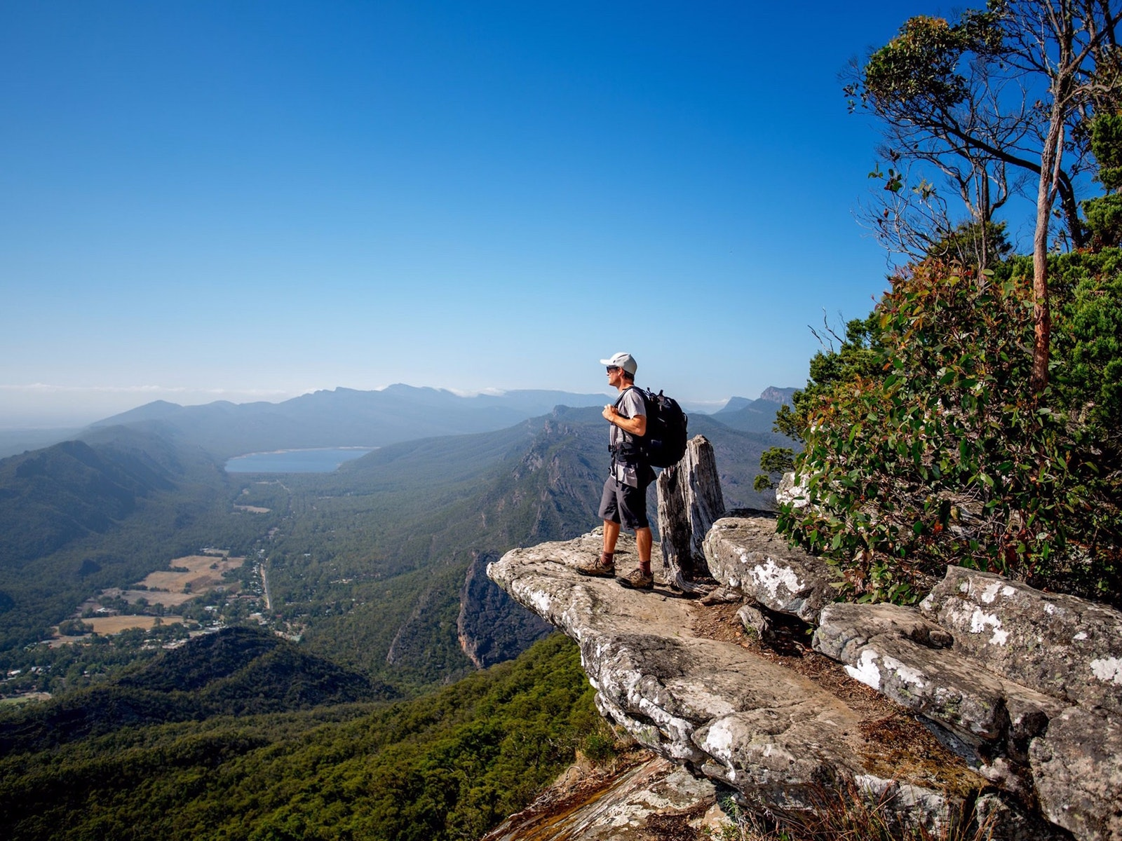 BIG4 Grampians Parkgate Resort - Walk to magnificent Grampians views