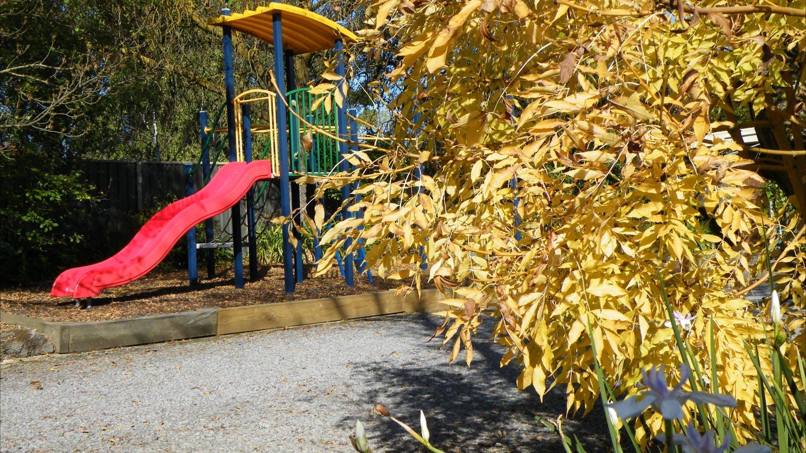 Autum playground