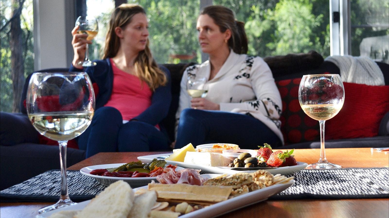 Wine time at Lakuna