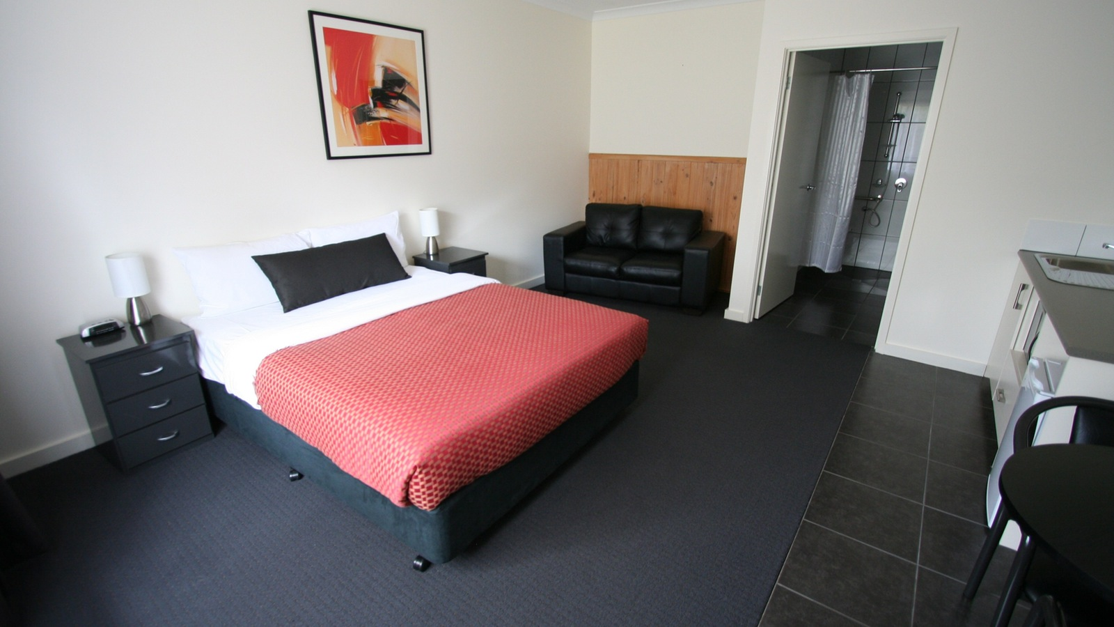 Deluxe Room Spacious