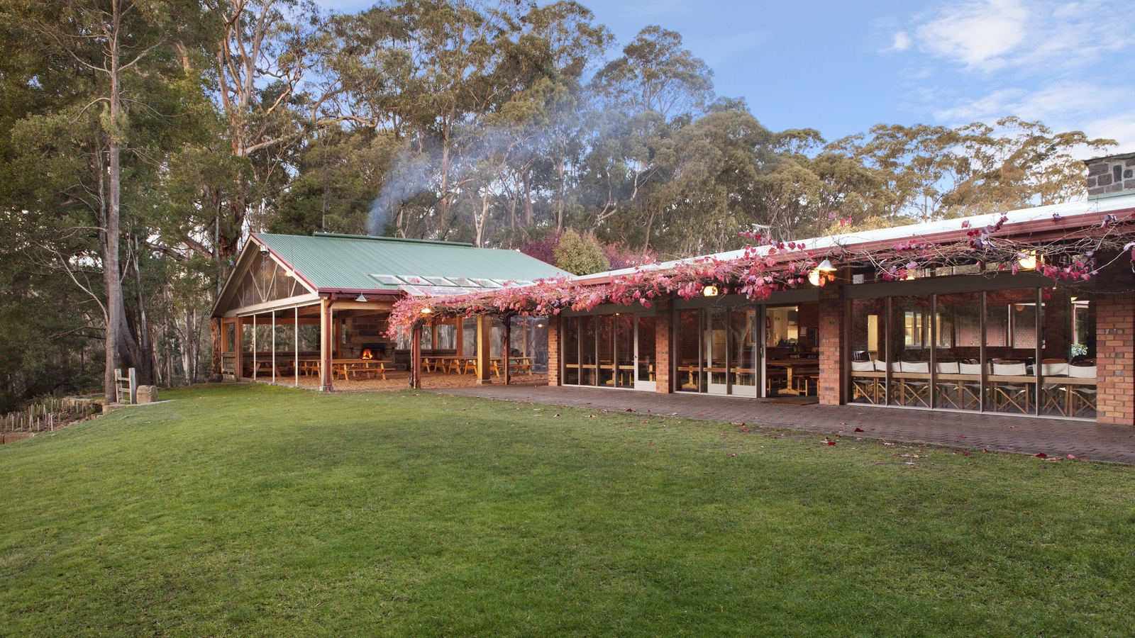 Recreation, Dining & Outdoor Pavilion