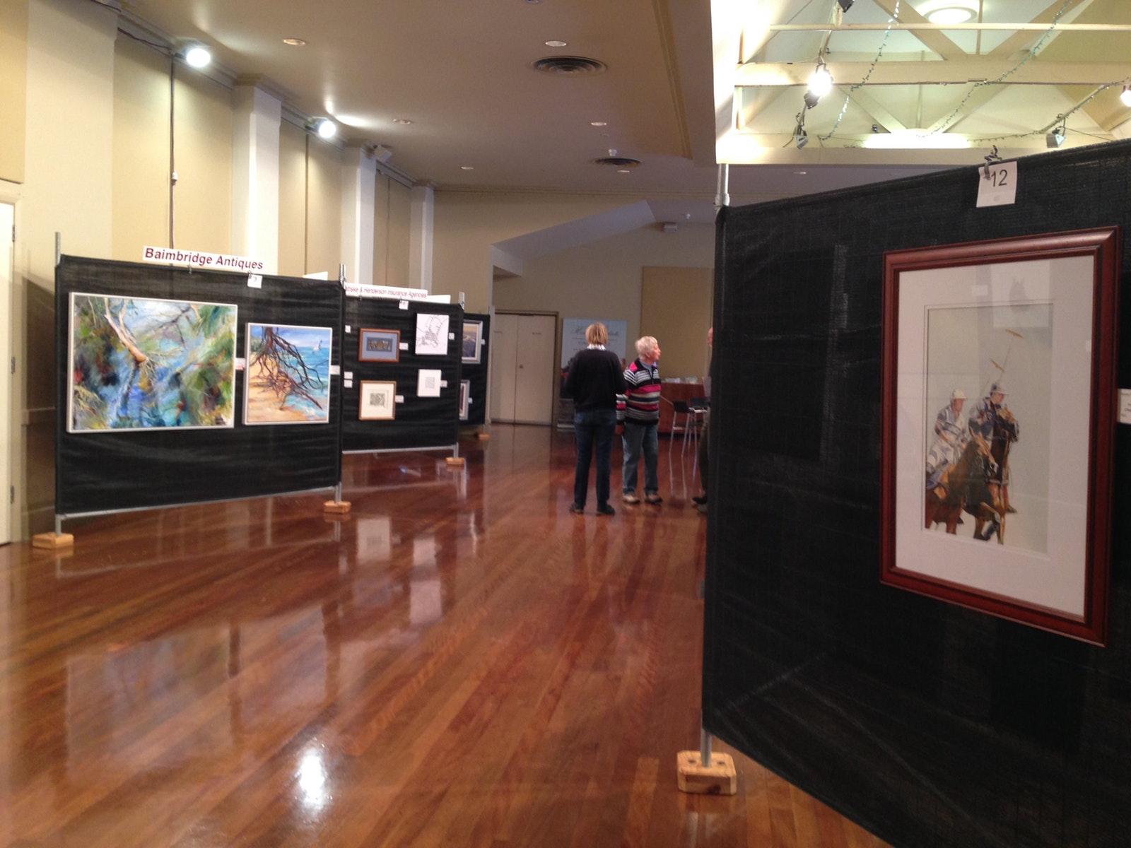 Rotary Art Show