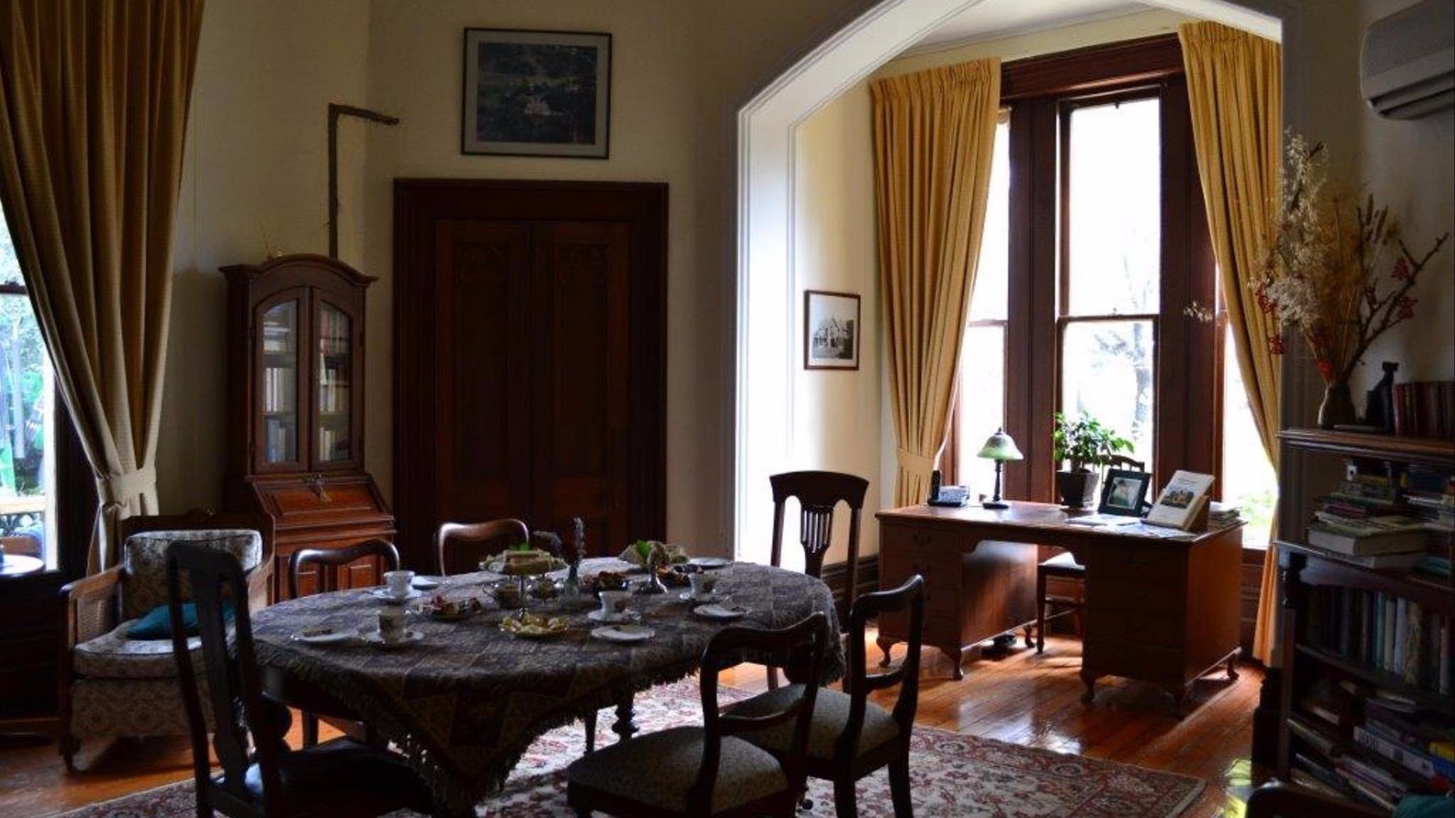 Historical Dinning Room