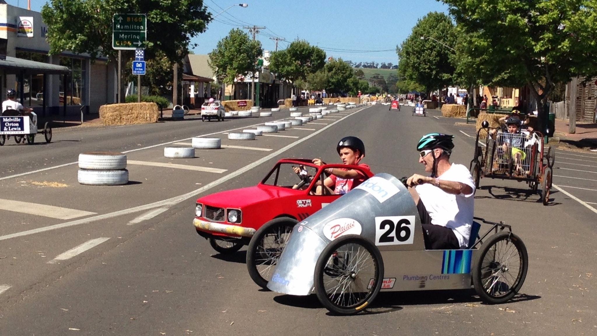 Australian Pedal Car Grand Prix