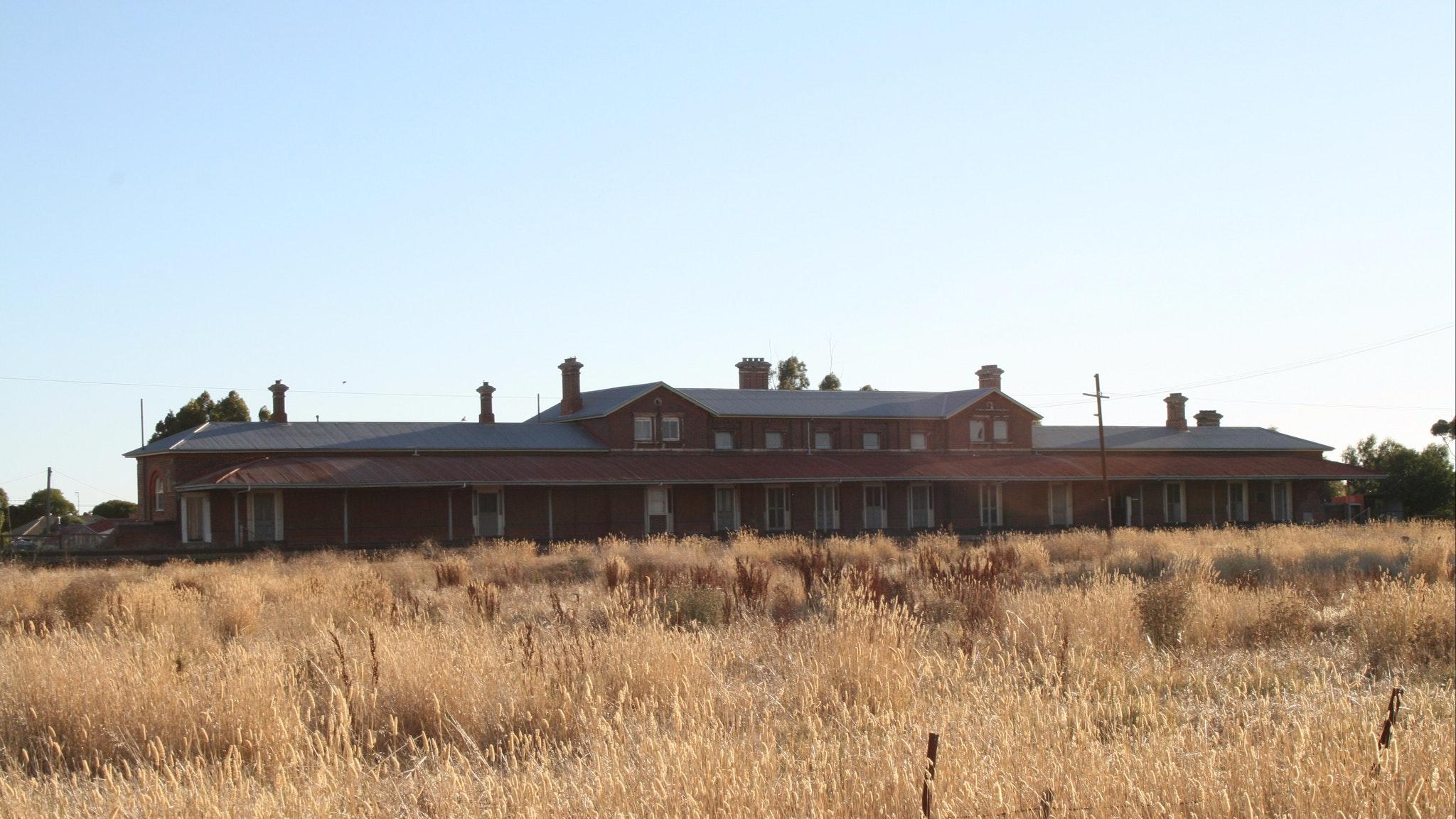 Serviceton Railway Station