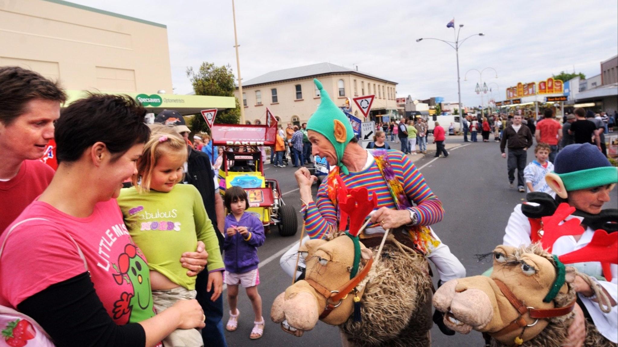 Kannamaroo Festival