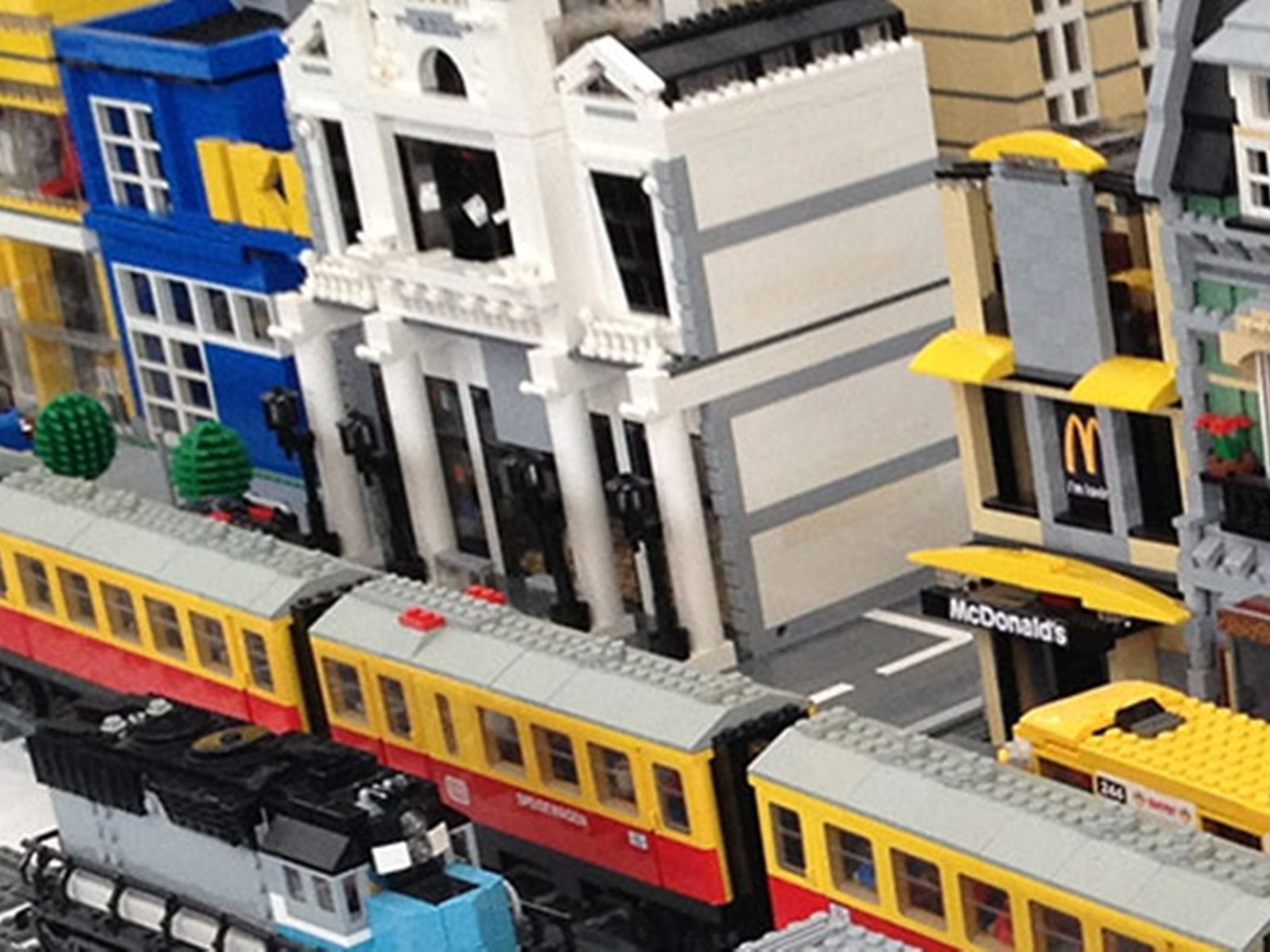 Lego Expo Hamilton