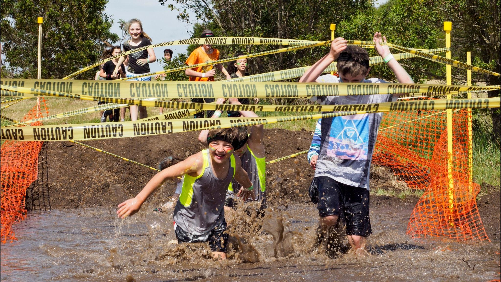 NHK Junior Obstacle Race