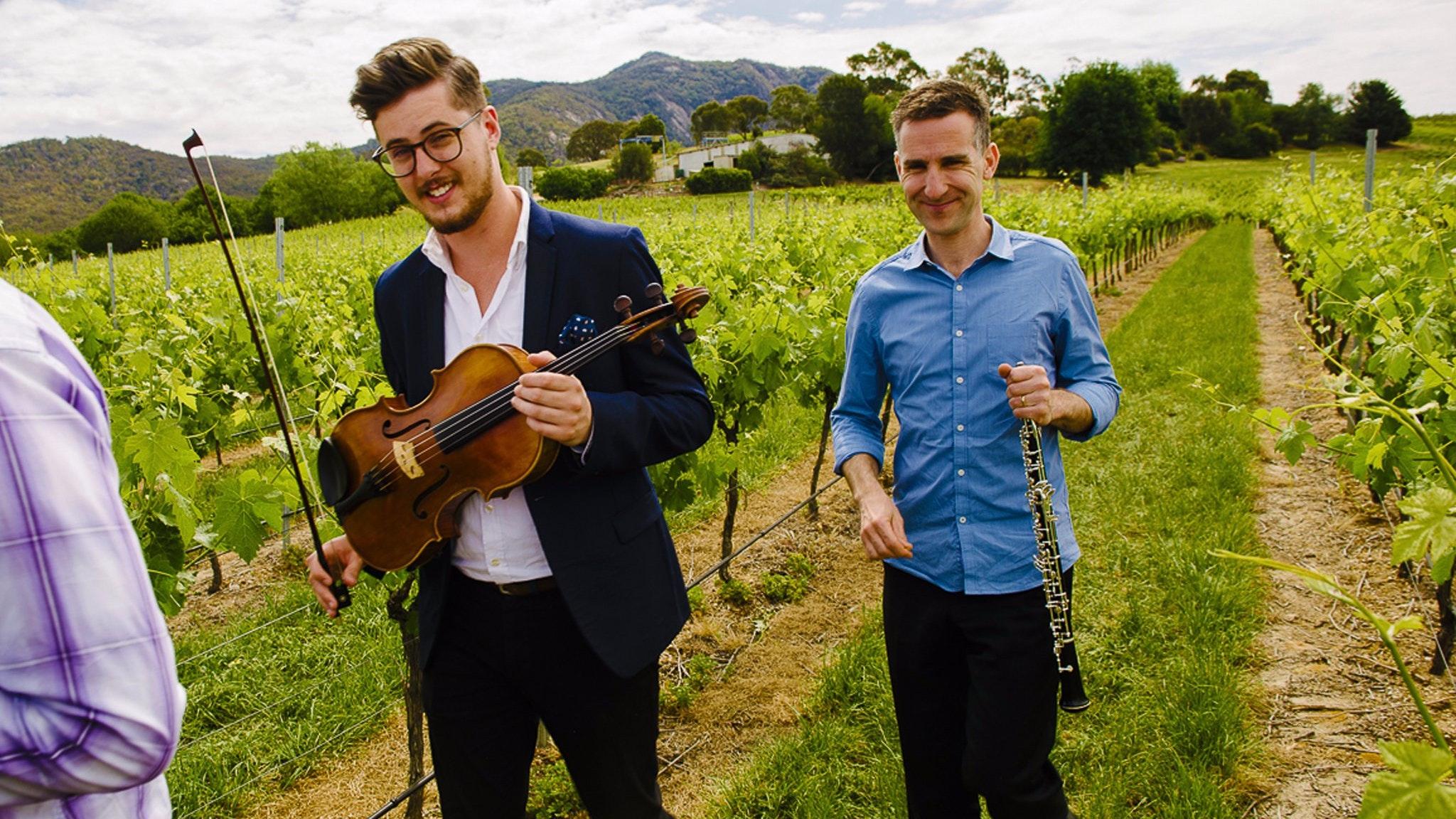 Wine & Symphony