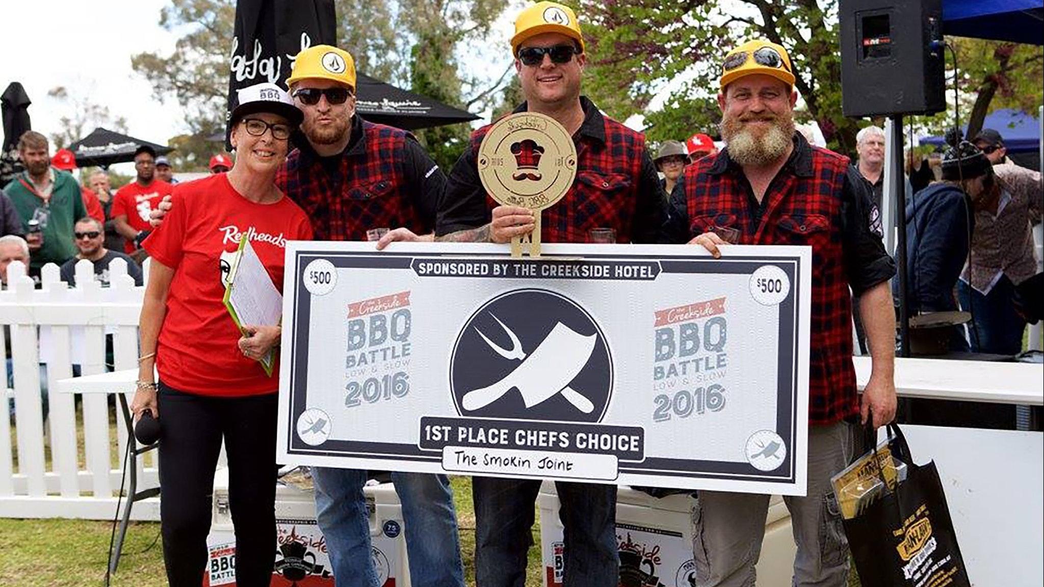 Creekside BBQ Battle