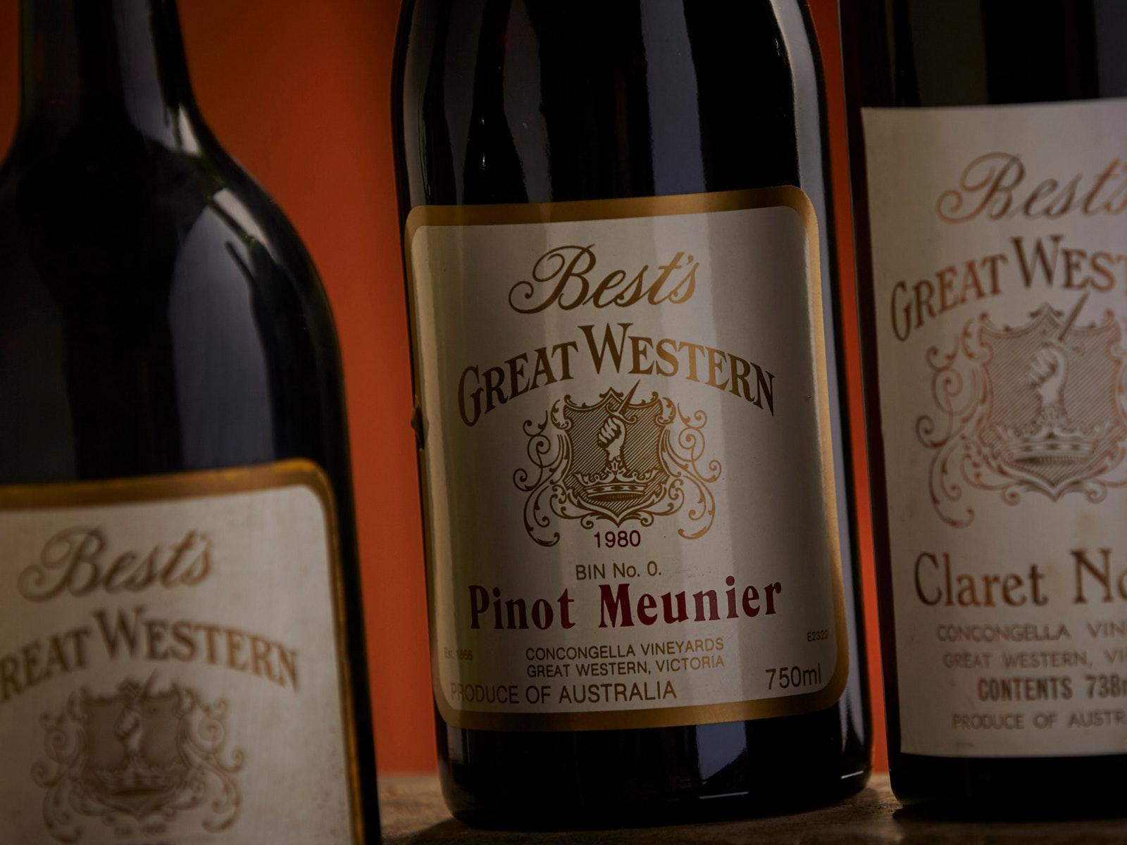 Best's Pinot Meunier