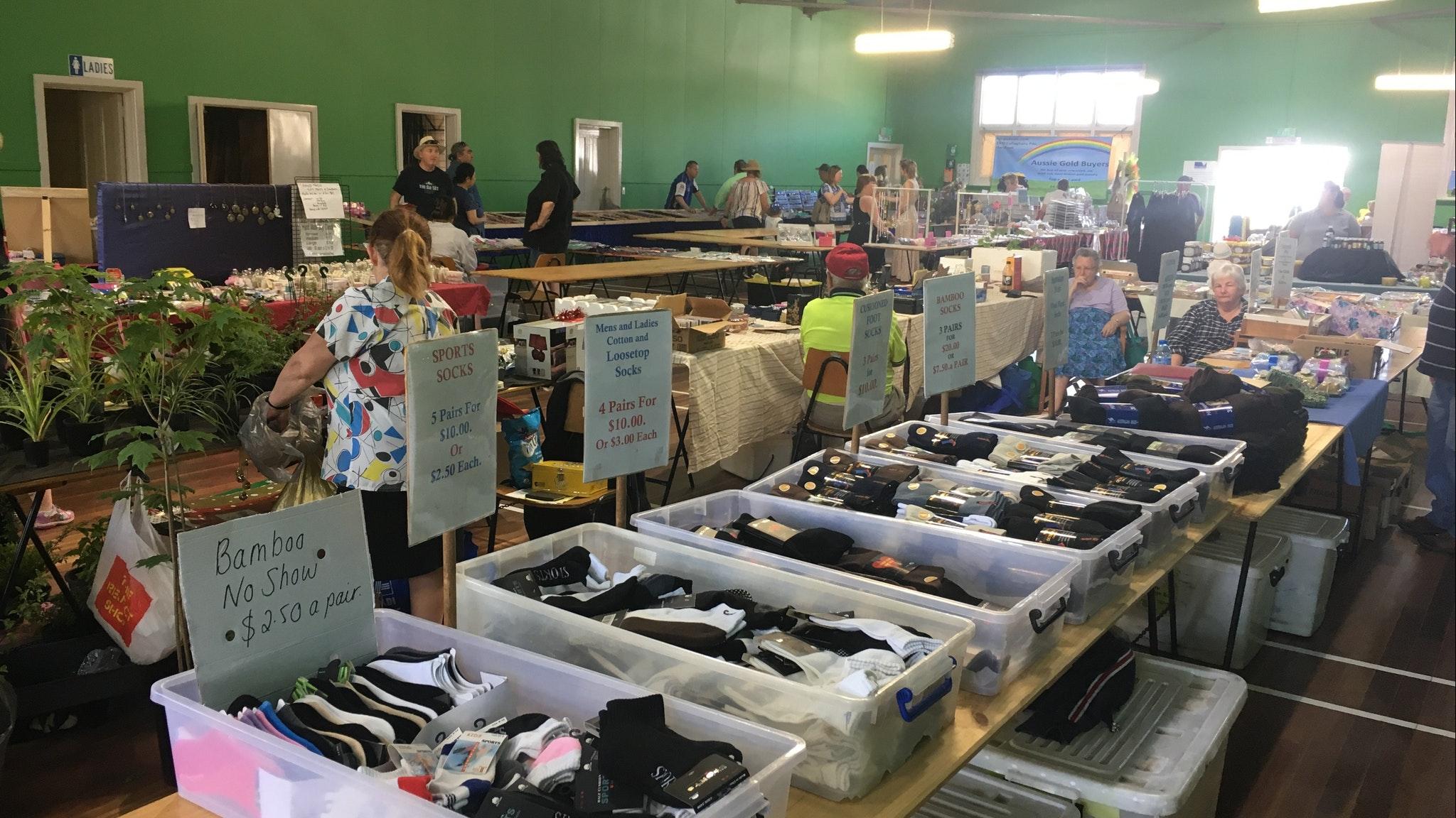 Ararat Trash 'n' Treasure Market