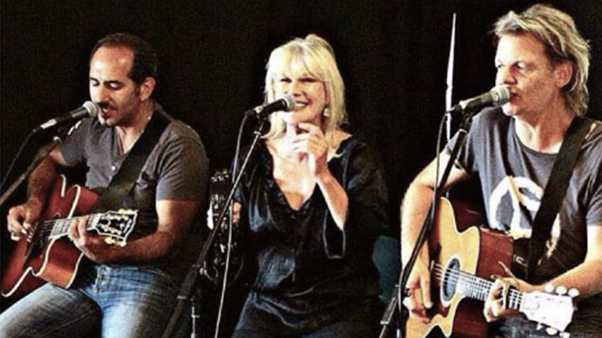 Live at Montara: Wendy Stapleton, Paul Norton & Michael Cristiano